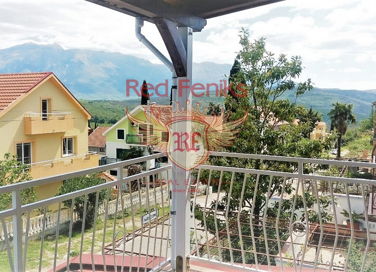 Комфортный дом на полуострове Луштица, Дом в п-ов Луштица Черногория