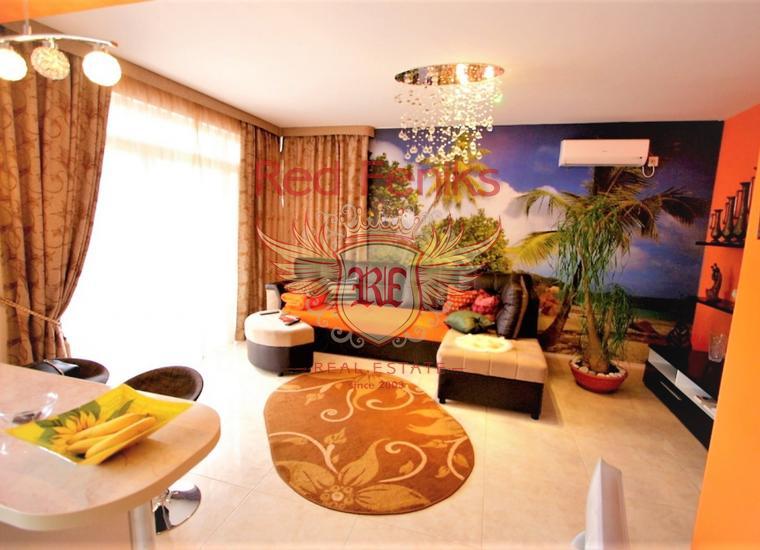 Таунхаус с двумя спальнями и видом на море в Херцег Нови, купить квартиру в Херцег Нови