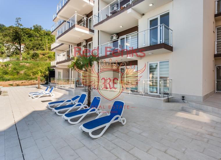 Жилой комплекс в Сеоцах, купить квартиру в Регион Будва