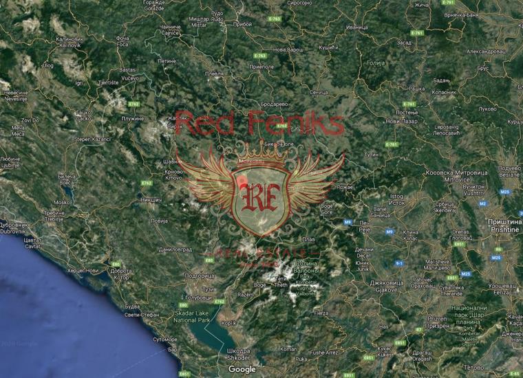 Урбанизированный участок в Колашине, купить участок в Колашин