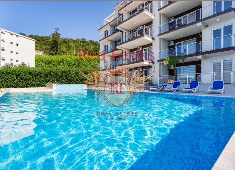 Жилой комплекс в Сеоцах, Квартира в Регион Будва Черногория