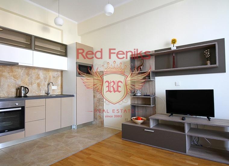 Продаются гостиничные резиденции в Черногории, Бечичи / Будва, Квартира в Бечичи Черногория