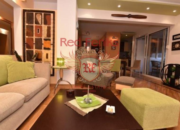 Великолепная Квартира в Будве, купить квартиру в Регион Будва