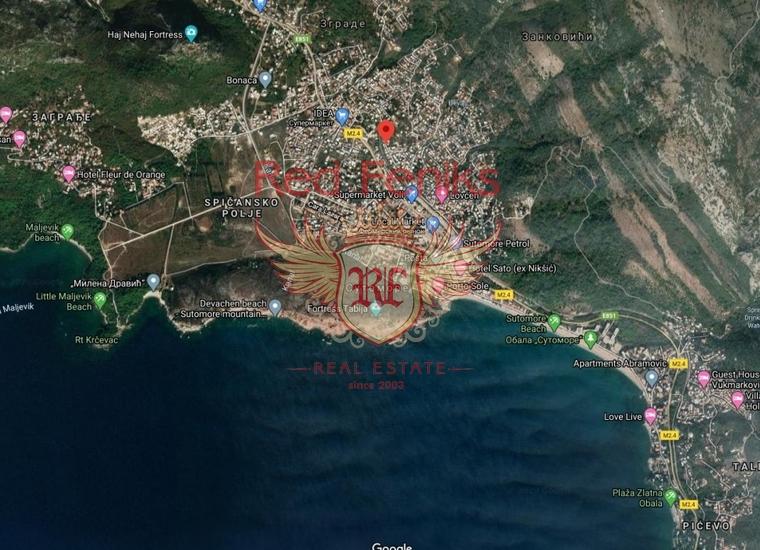 Вилла с 6 апартаментами в Сутоморе, Дом в Регион Бар и Ульцинь Черногория