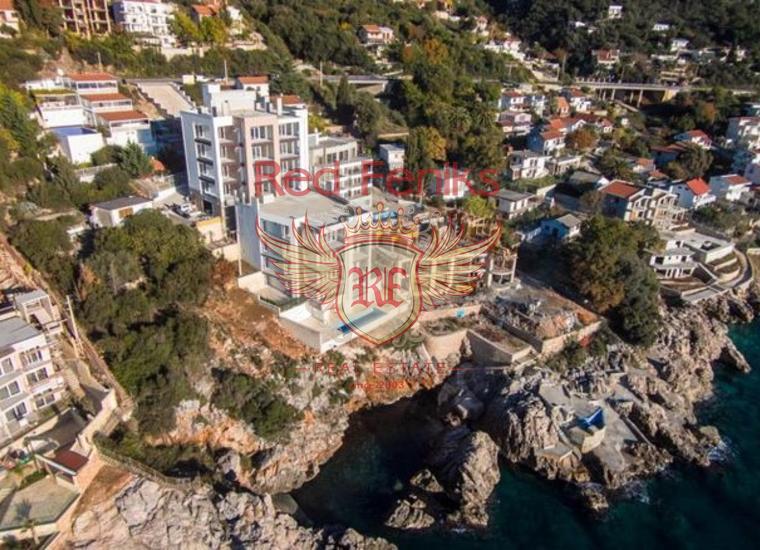 Квартиры в современном комплексе в Добрых Водах, Квартира в Бар Черногория