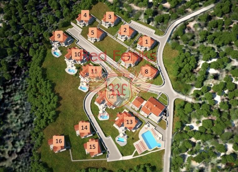 Информация об объектах Вилла №1 ( Под чистовую отделку) 220 000 Евро Виллы №3, №4 (Под крышу) 170 000 Евро Участок 12 265 кв.