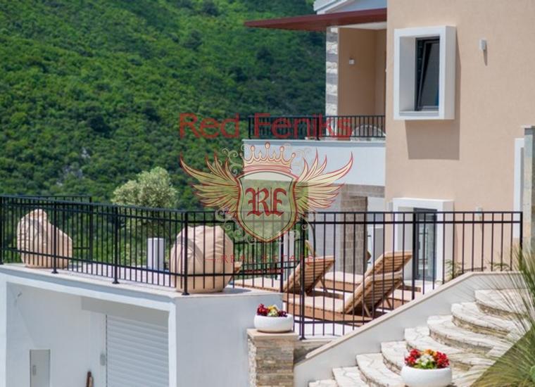 Новая вилла в Бечичи, Дом в Регион Будва Черногория