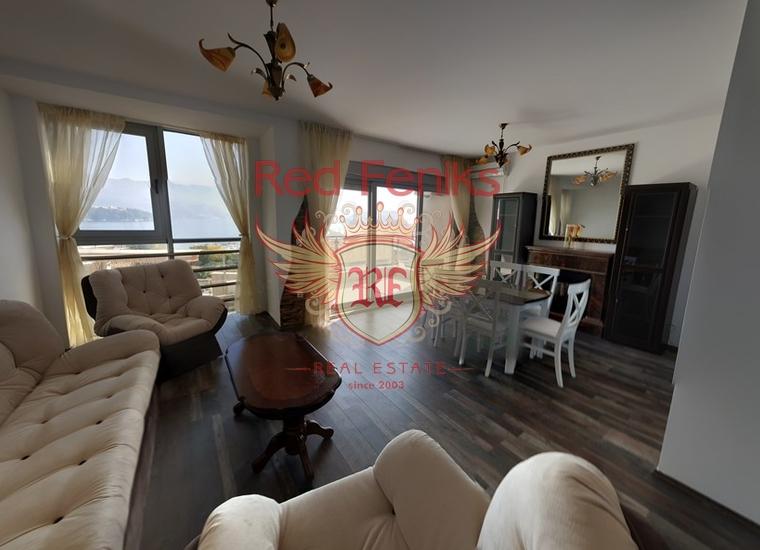 Четырехкомнатная Квартира в Будве, купить квартиру в Будва