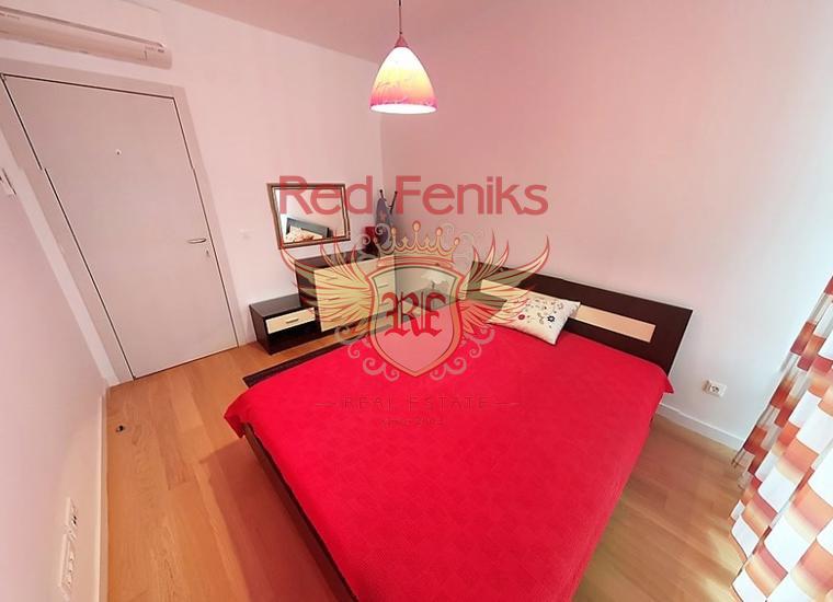 Великолепная Квартира в Пржно в 50 метрах от моря, купить квартиру в Регион Будва