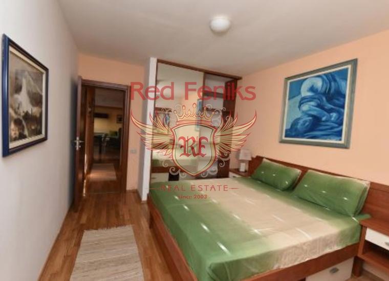 Великолепная Квартира в Будве, Квартира в Регион Будва Черногория
