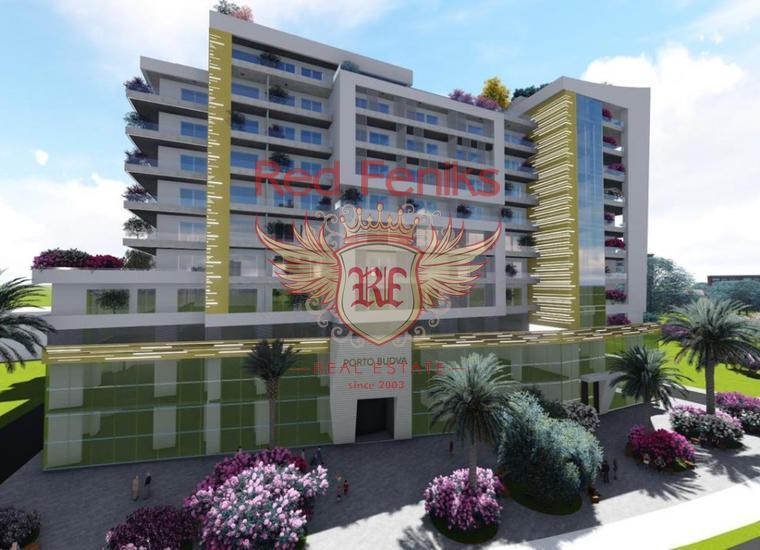 Коммерческое помещение в Будве, купить коммерческую в Будва
