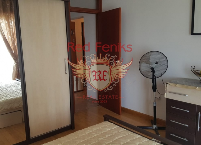 Двухкомнтаня квартира в Будве, купить квартиру в Будва