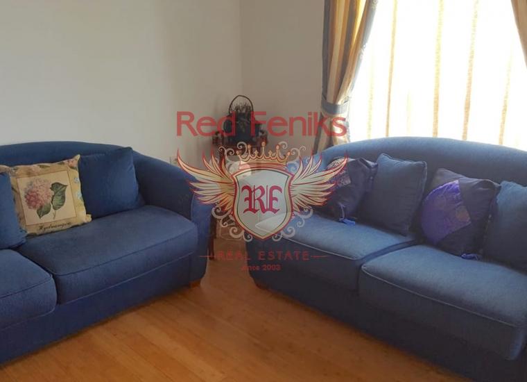 Двухкомнтаня квартира в Будве, купить квартиру в Регион Будва
