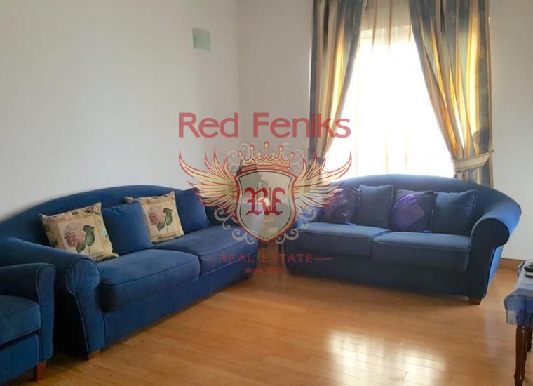 Двухкомнтаня квартира в Будве, Квартира в Регион Будва Черногория