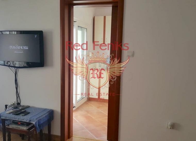 Двухкомнтаня квартира в Будве, Квартира в Будва Черногория