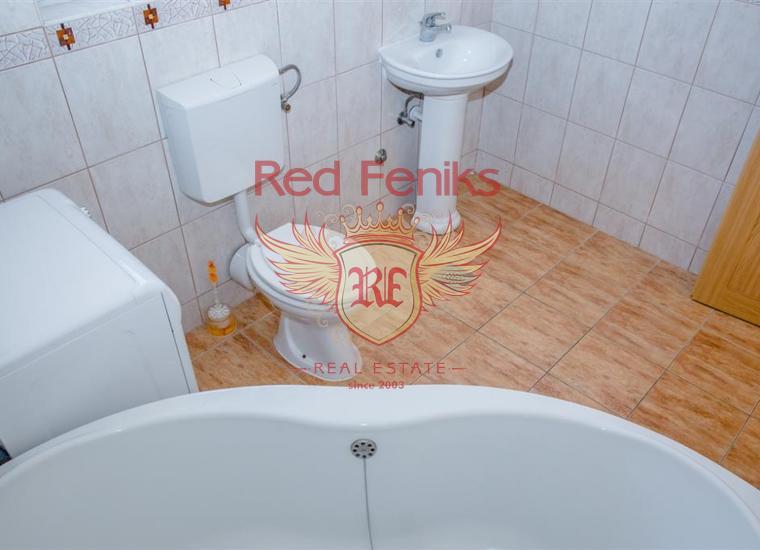 Трехкомнатная квартира в Дженовичи, купить квартиру в Херцег Нови