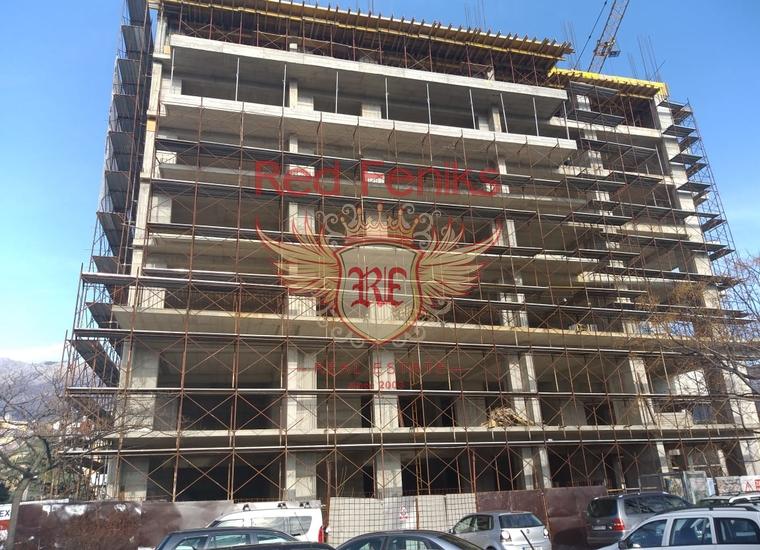 Люкс Апартамент в Центре Будвы, купить квартиру в Будва