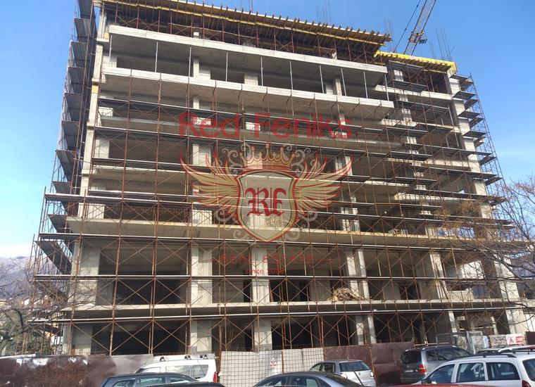 Коммерческое помещение на первой линии в Будве, Коммерческая недвижимость в Будва Черногория