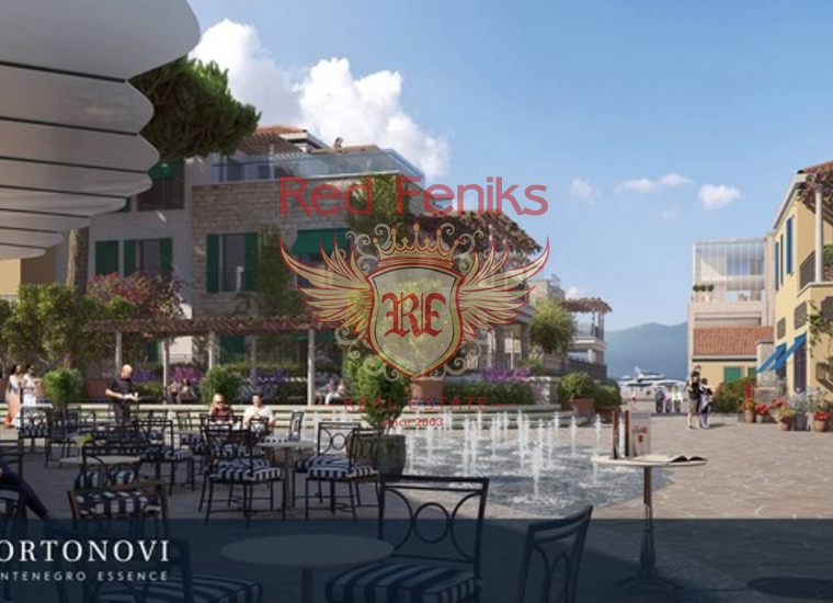 Эксклюзивные Квартиры в Кумборе, купить квартиру в Херцег Нови