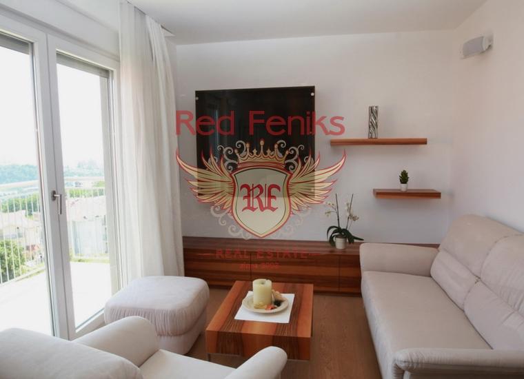 Пентхаус в Бечичах, Квартира в Регион Будва Черногория