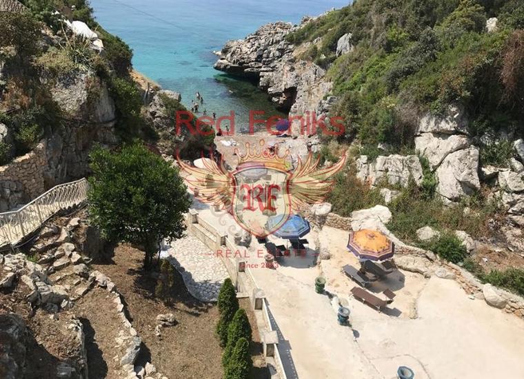 Дом в 100 метрах от моря, Коммерческая недвижимость в Регион Бар и Ульцинь Черногория