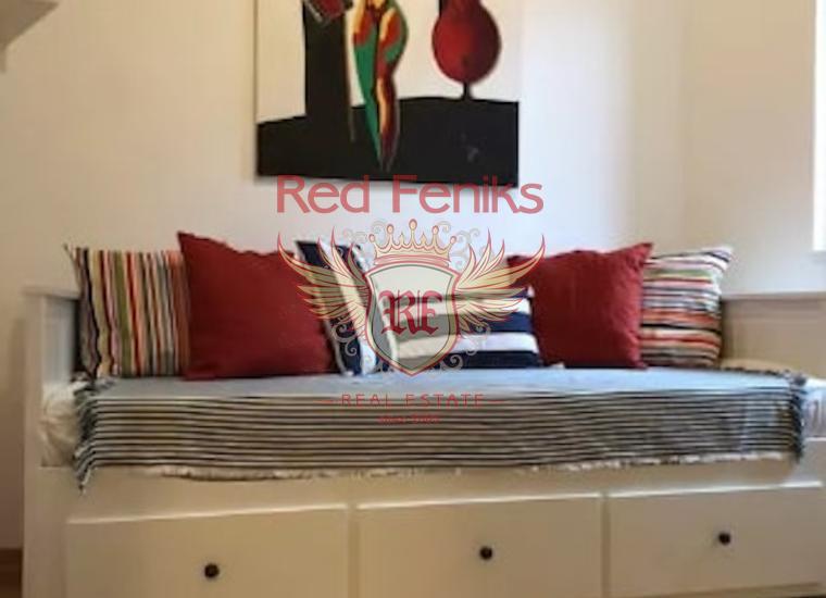 Трехкомнатная квартира на Святом Стефане, купить квартиру в Регион Будва