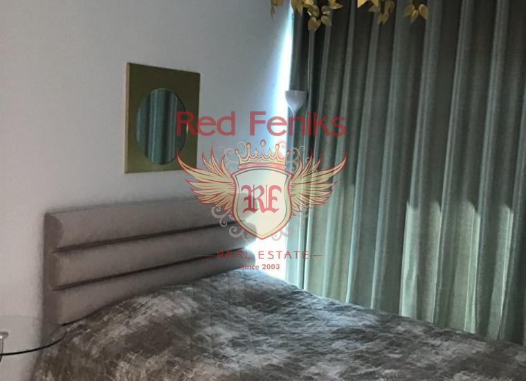 Апртаменты в Новом Комплексе Lux, Тиват, купить квартиру в Тиват