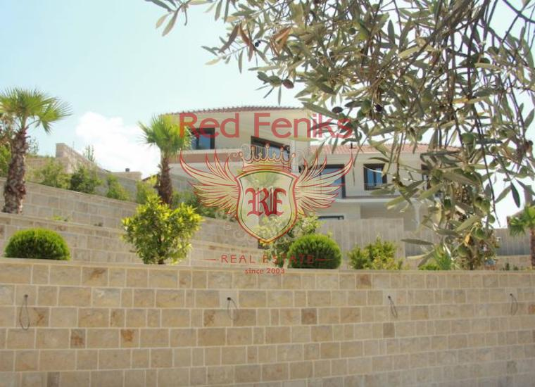 Великолепная Вилла в Тивате, купить квартиру в Регион Тиват