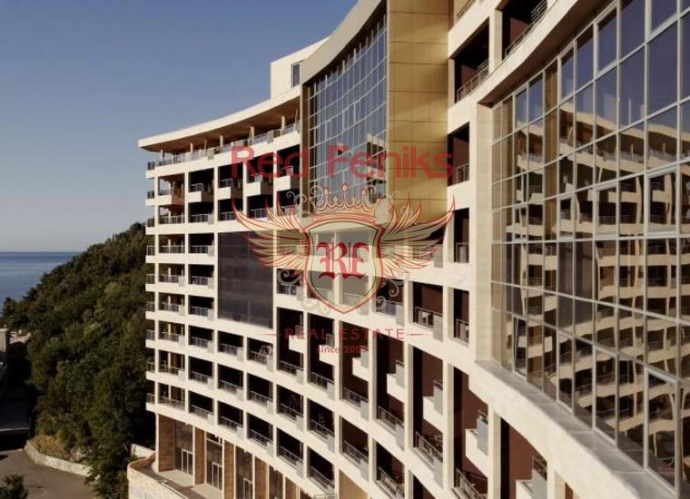Новая Двухуровневая Квартира, Квартира в Регион Будва Черногория