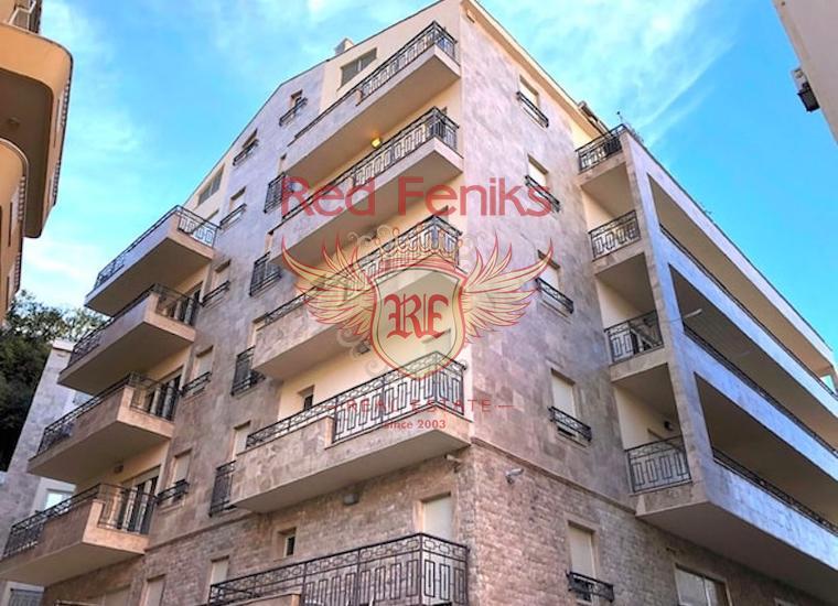 Новый Жилой Комплекс в Пржно, Квартира в Регион Будва Черногория