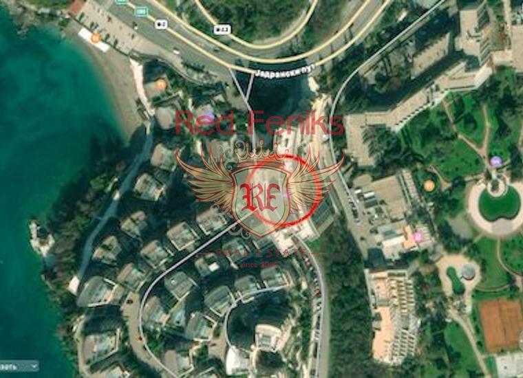 Продаются гостиничные резиденции в Черногории (Бечичи, Будва), Квартира в Регион Будва Черногория