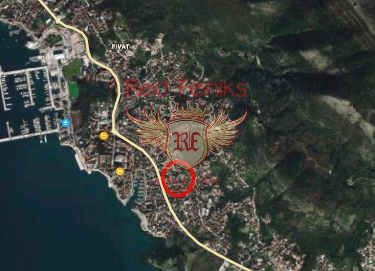 Новые квартиры в Тивате на берегу моря, купить квартиру в Регион Тиват