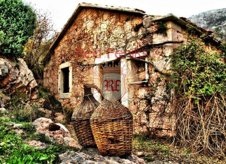 Урбанизированный участок в Станишичах, Будва, Земля в Регион Будва Черногория