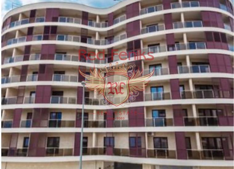 В новом жилом комплексе в Бечичах проводится АКЦИЯ на следующие квартиры.