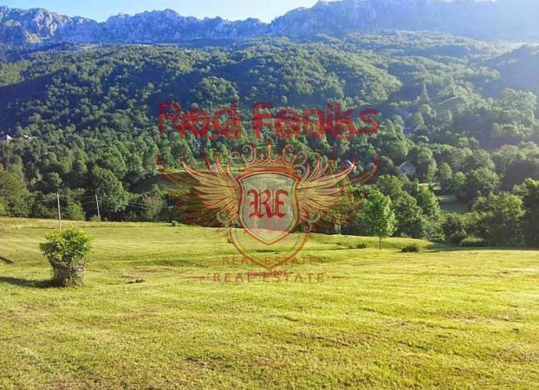 Просторное Поместье в Колашине, Земля в Центральный район Черногория