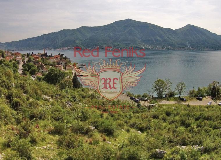 Большой участок в Рисане, Участок Рисан Черногория