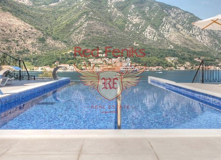 На продажу курортный отель Dobrota Palazzi, расположенный в прибрежной зоне Бока-Которского залва.