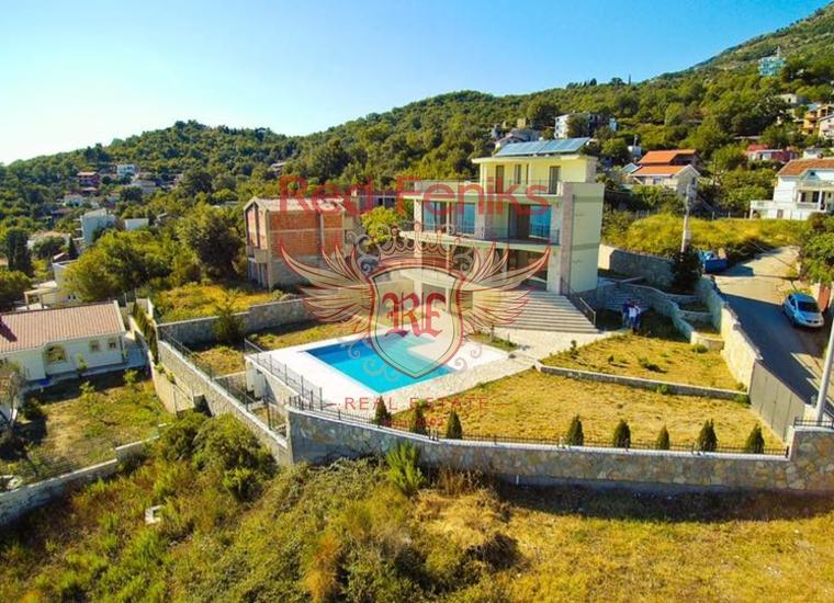 Новая вилла в городе Бар, Вилла в Бар Черногория