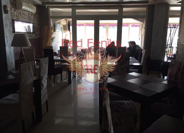 Отличный Ресторан у Моря, купить бизнес в Регион Будва