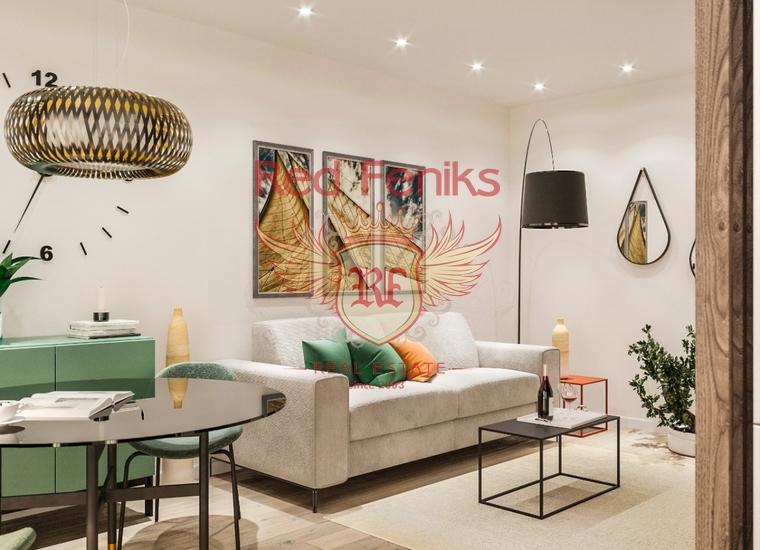 Новый Жилой Комплекс Класса Люксв в Бечичи, купить квартиру в Бечичи
