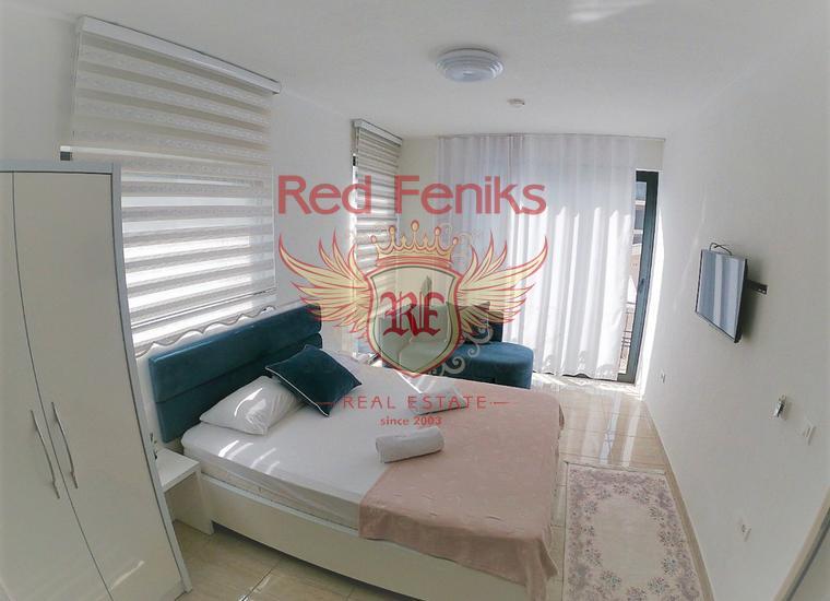 Мини-отель на берегу моря, Добрые Воды, Гостиница в Добра Вода Черногория