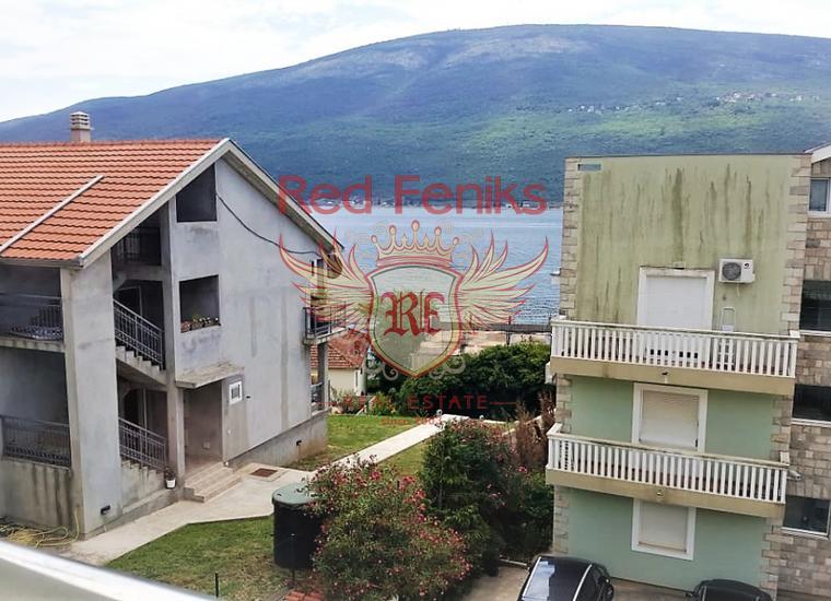 Меблированный дуплекс рядом с Порто Нови, Дженовичи, Квартира в Херцег Нови Черногория