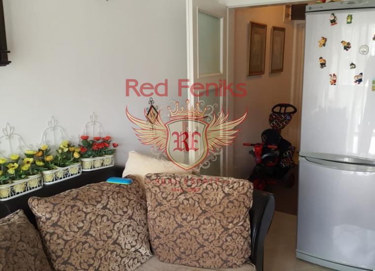 Меблированный дуплекс рядом с Порто Нови, Дженовичи, купить квартиру в Херцег Нови