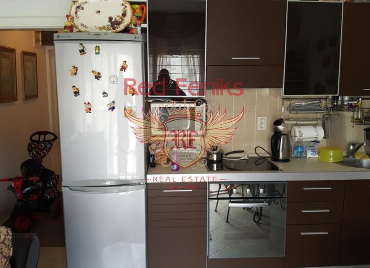 Меблированный дуплекс рядом с Порто Нови, Дженовичи, купить квартиру в Дженовичи