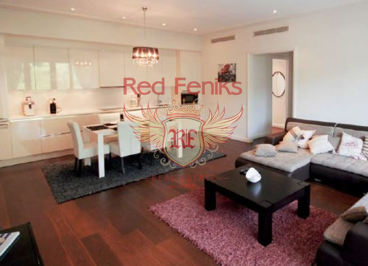 Видовая Трехкомнатная Квартира, купить квартиру в Тиват