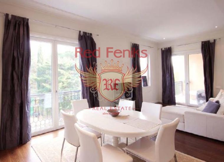 Роскошные апартаменты в Тивате, купить квартиру в Тиват