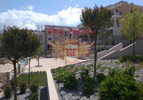 Новый Жилой Комплекс на Луштице, Квартира в Радовичи Черногория