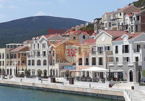 Lustica Bay - новый масштабный жилой комплекс с собственной инфраструктурой на побережье полуострова Луштица в Черногории.