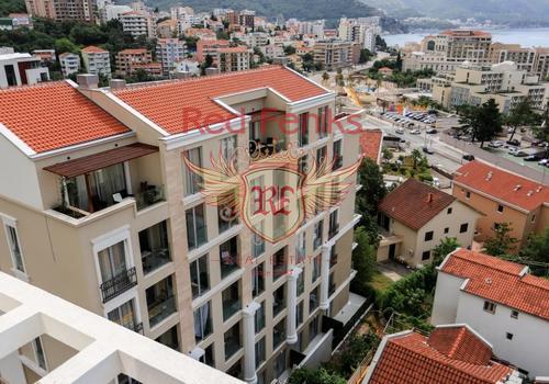Продаются квартиры в новом строящемся доме в Бечичах.