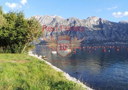 Продается участок в Ораховаце, Которский залив, Черногория.